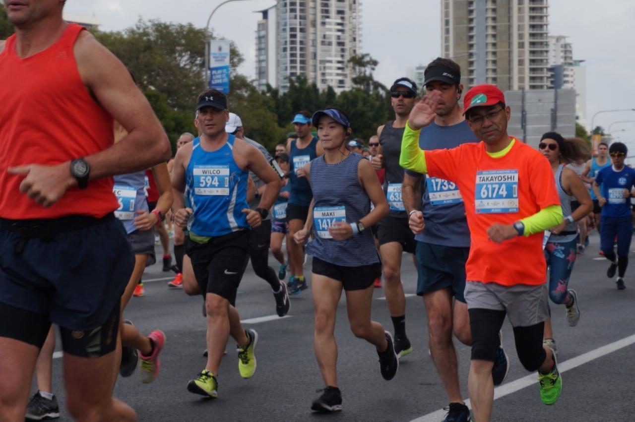 画像8: ゴールドコーストはオーストラリアのビーチリゾートとしてお馴染み。 毎年7月に開催されるマラソン大会は、 日本人の参加人数がホノルルに次いで多いのが特徴です