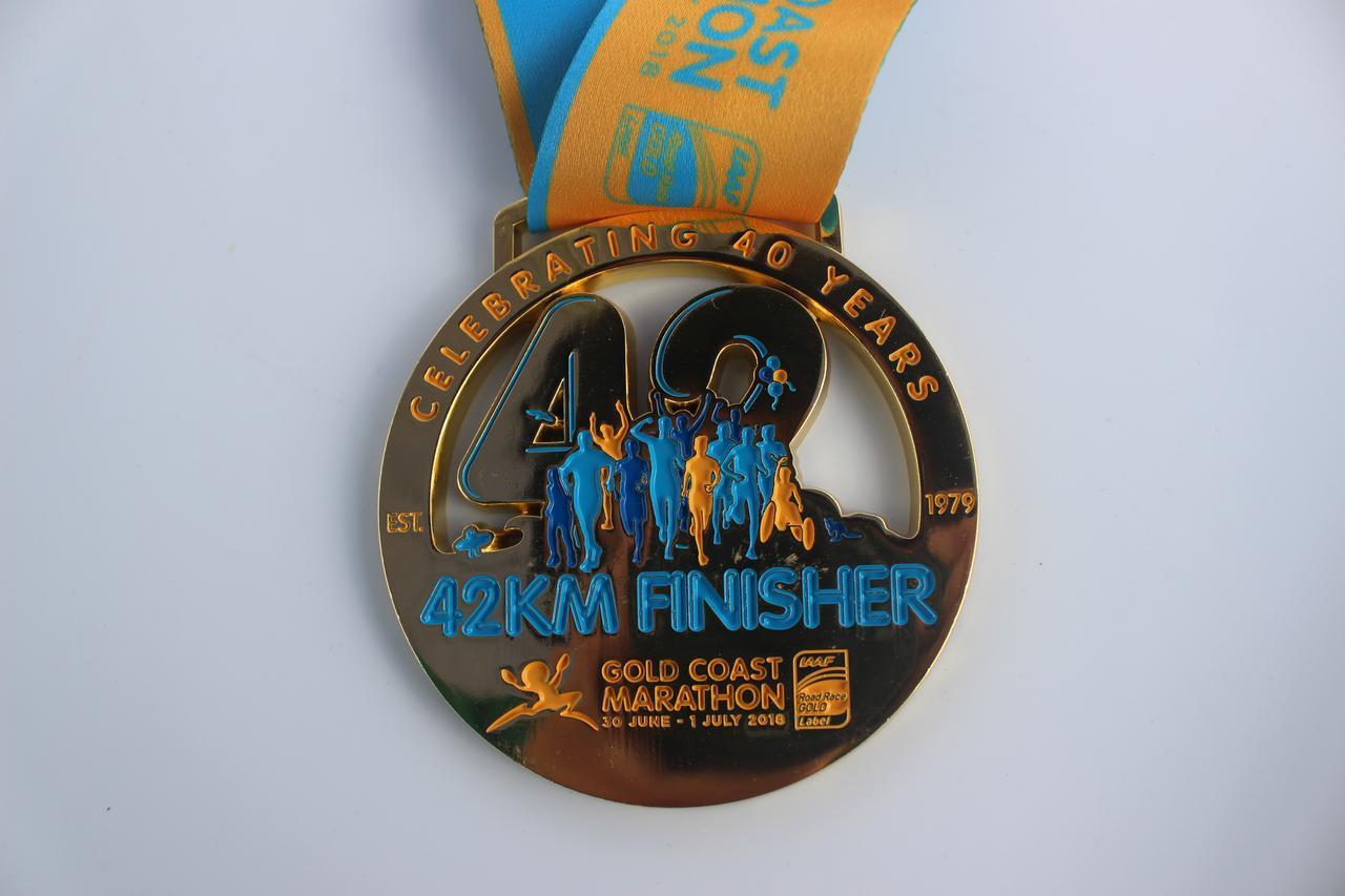 画像16: ゴールドコーストはオーストラリアのビーチリゾートとしてお馴染み。 毎年7月に開催されるマラソン大会は、 日本人の参加人数がホノルルに次いで多いのが特徴です