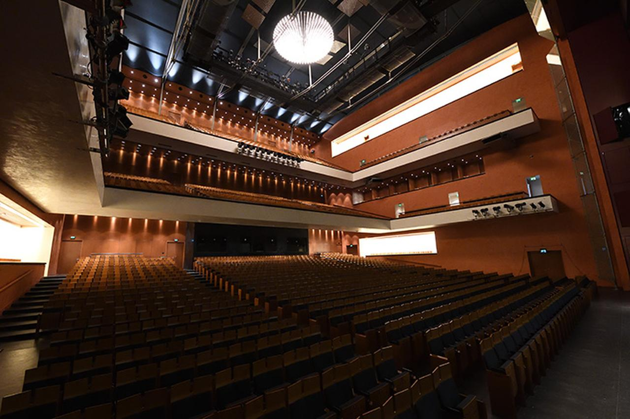 画像2: バーデンバーデン祝祭劇場
