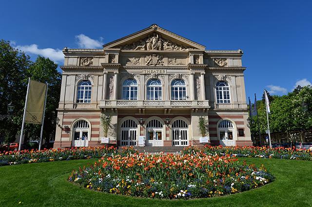 画像: ベルリオーズゆかりの市立劇場