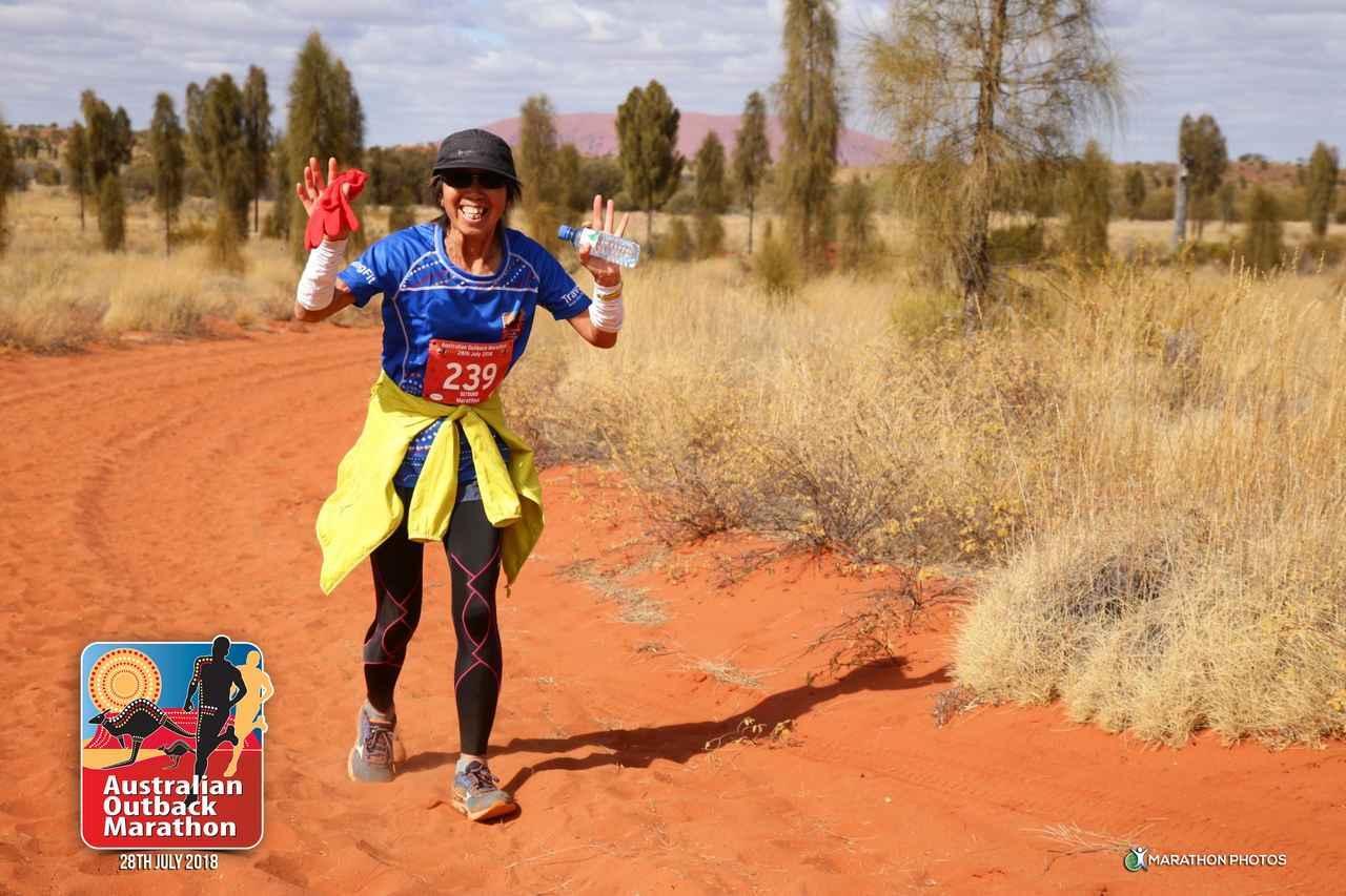 画像10: 【地球を走ろう!】アウトバック・エアーズロックマラソン  大会レポート