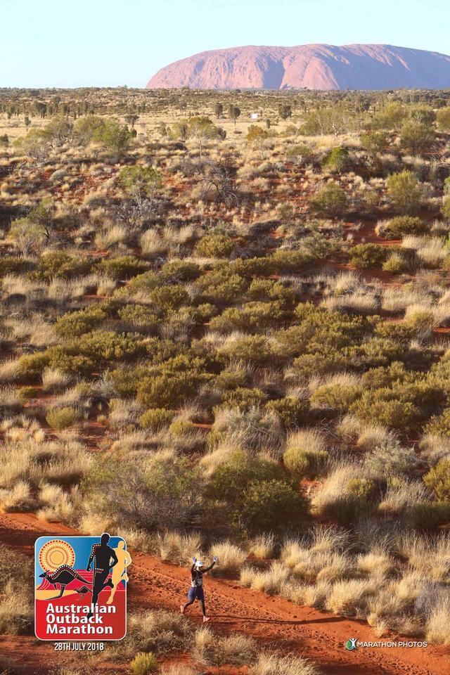 画像8: 【地球を走ろう!】アウトバック・エアーズロックマラソン  大会レポート