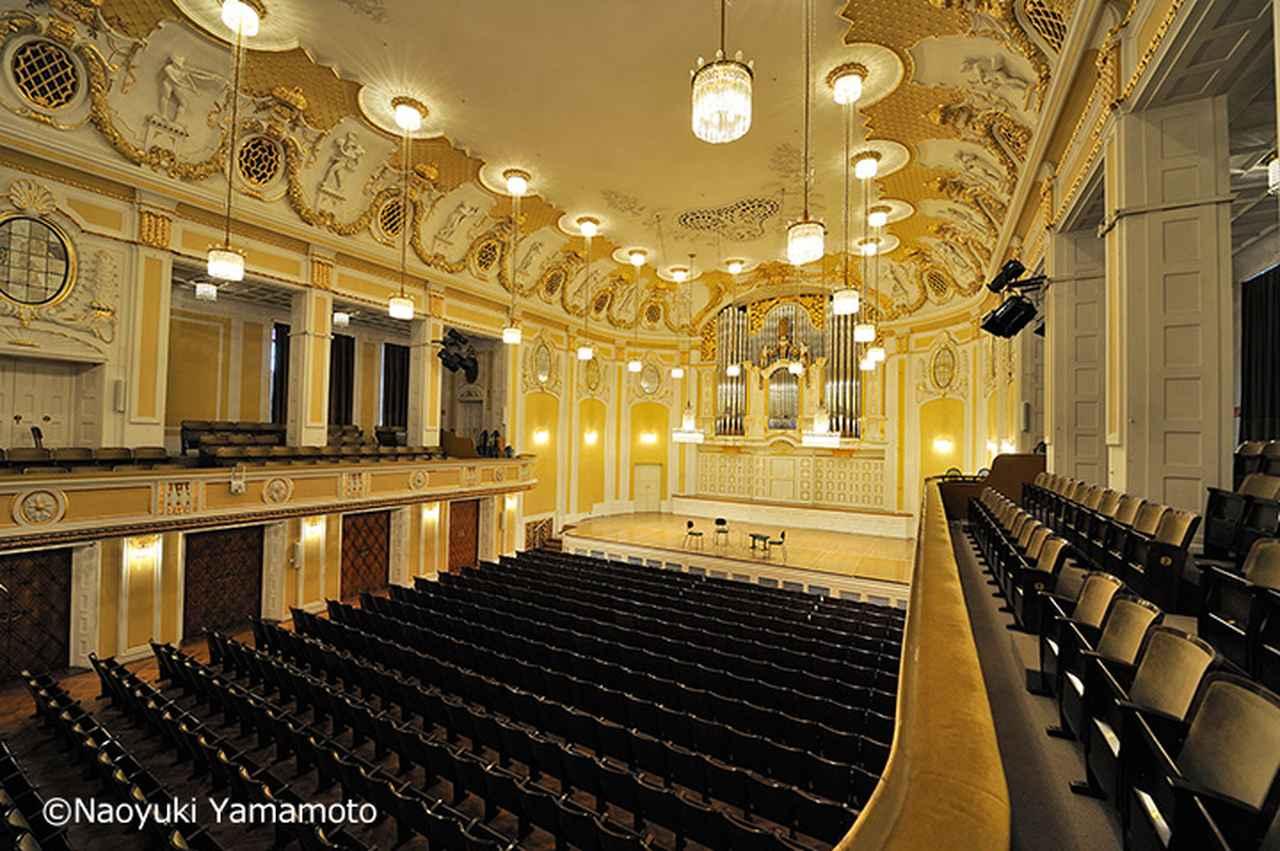 画像: 室内楽演奏会のメイン会場になっているモーツァルテウム大ホール