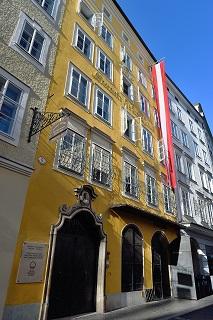 画像: 【音楽】山本直幸講師同行 モーツァルト生誕地・生誕日に開催される音楽祭「モーツァルト週間」とモーツァルトゆかりの地を訪ねる ウィーン・ザルツブルク7日間|クラブツーリズム