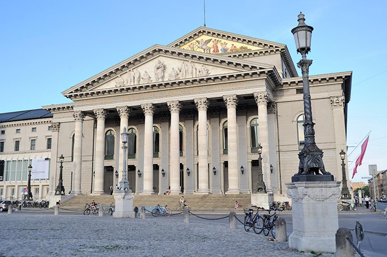 画像: バイエルン国立歌劇場