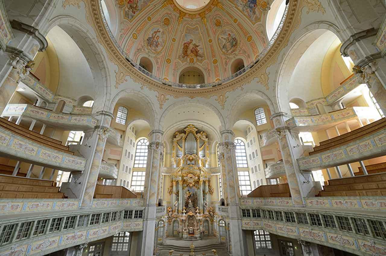 画像: 聖母教会内部