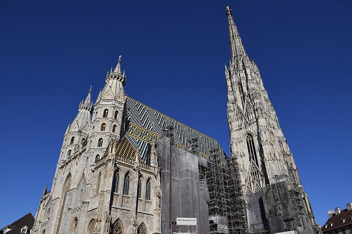 画像: シュテファン大聖堂