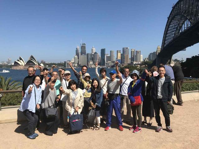 画像1: 【地球を走ろう!】シルバーウィークにぴったり シドニーマラソンツアー 大会レポート