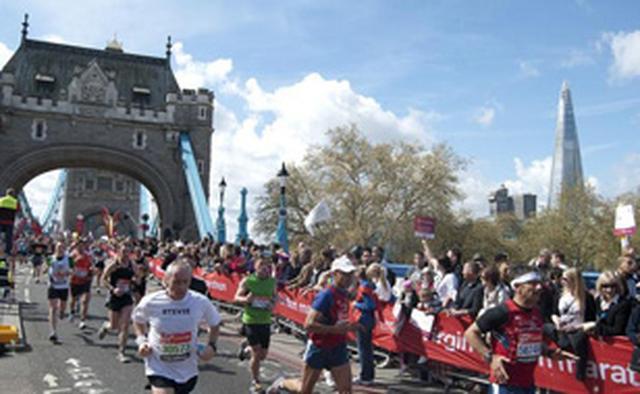 画像: ロンドンマラソン(ヨーロッパ・アフリカ)|地球を走ろう!マラソンツアー・旅行|クラブツーリズム