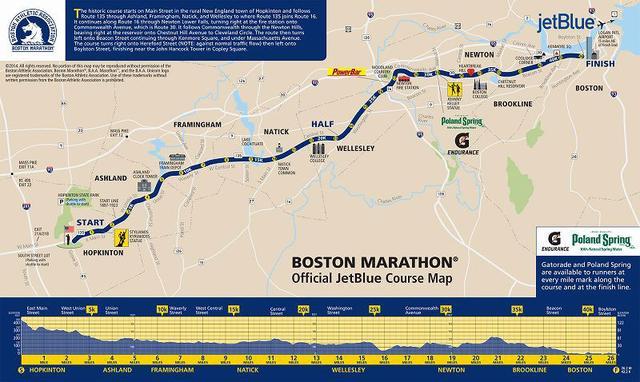 画像: ボストンマラソン(南北アメリカ)|地球を走ろう!マラソンツアー・旅行|クラブツーリズム