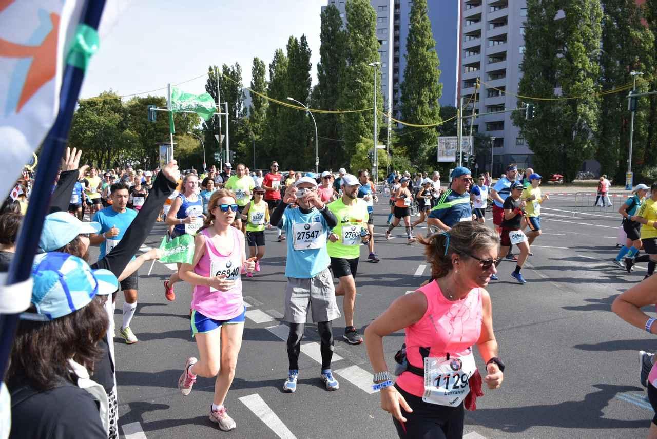 画像17: 【地球を走ろう!】世界新記録更新!6メジャーのひとつ ベルリンマラソンツアー レポート