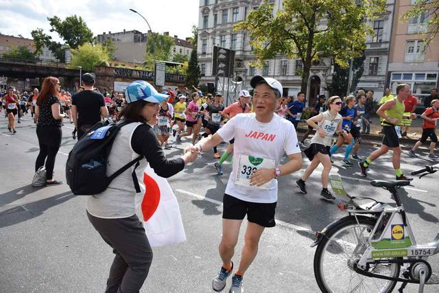 画像19: 【地球を走ろう!】世界新記録更新!6メジャーのひとつ ベルリンマラソンツアー レポート