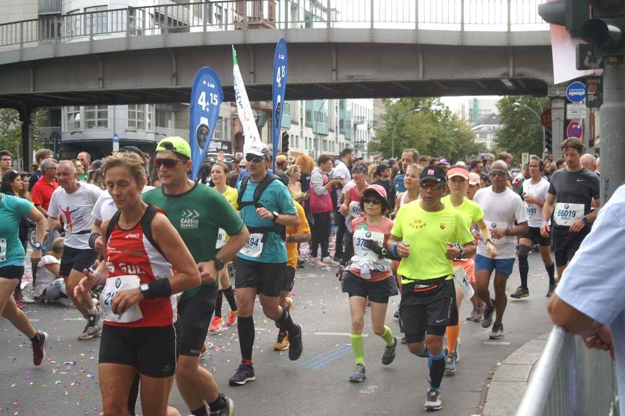 画像22: 【地球を走ろう!】世界新記録更新!6メジャーのひとつ ベルリンマラソンツアー レポート