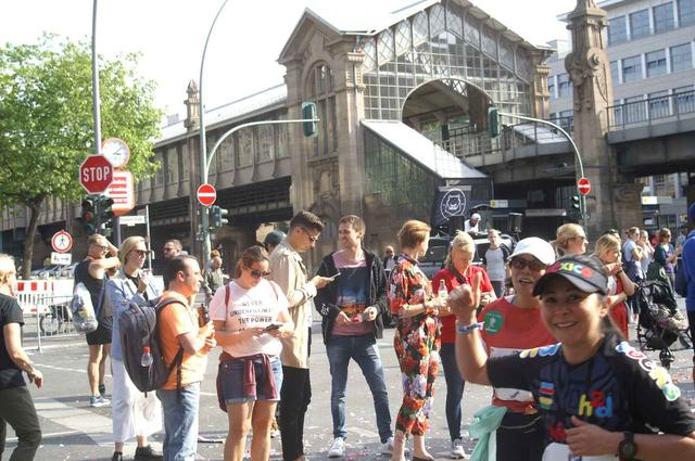 画像21: 【地球を走ろう!】世界新記録更新!6メジャーのひとつ ベルリンマラソンツアー レポート
