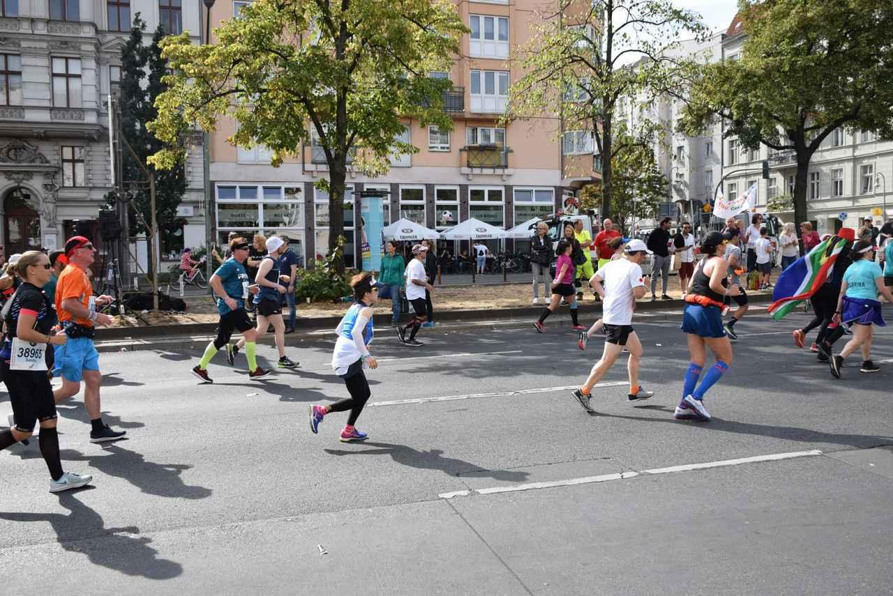 画像18: 【地球を走ろう!】世界新記録更新!6メジャーのひとつ ベルリンマラソンツアー レポート