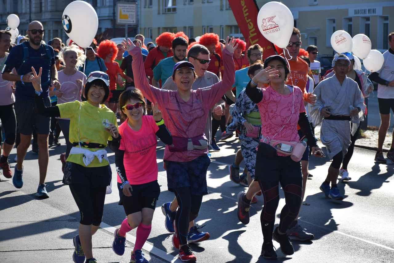 画像9: 【地球を走ろう!】世界新記録更新!6メジャーのひとつ ベルリンマラソンツアー レポート