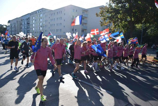 画像7: 【地球を走ろう!】世界新記録更新!6メジャーのひとつ ベルリンマラソンツアー レポート