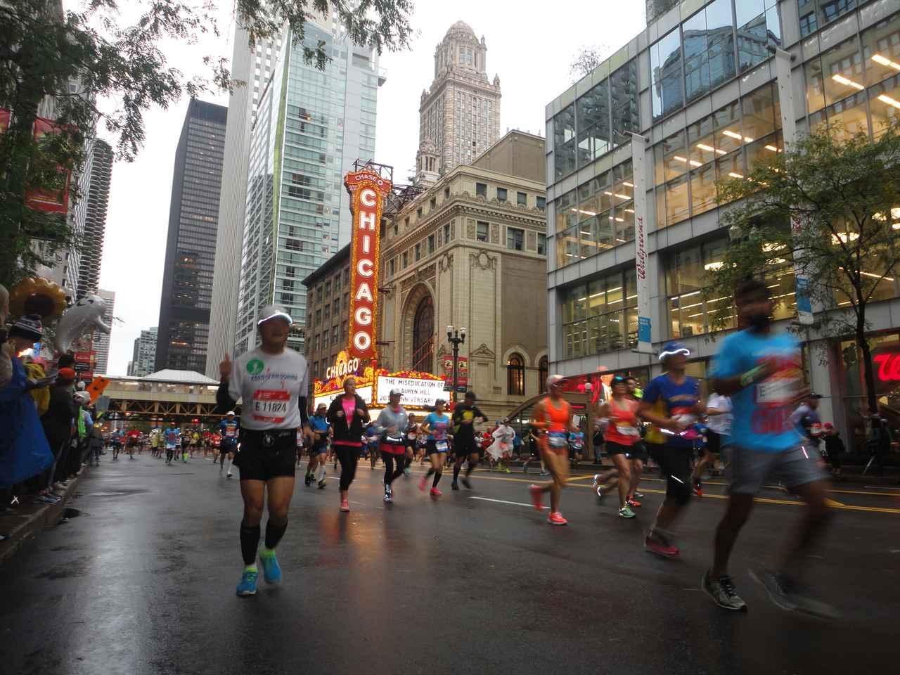 画像6: シカゴマラソンは10月の第1日曜日が大会。 今年は51名様にツアーにご参加いただきました!