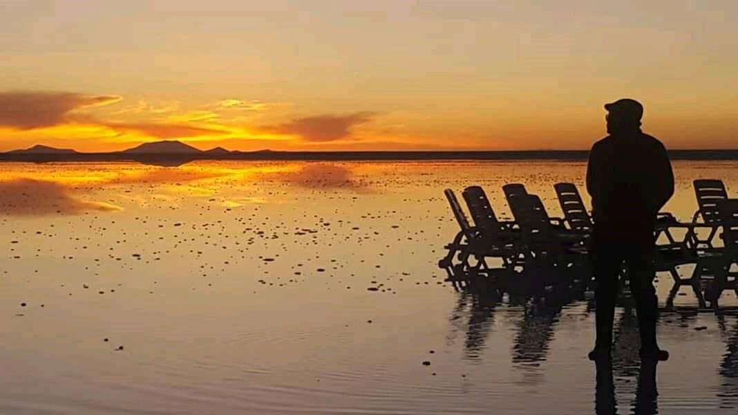 画像2: ウユニ塩湖の観光シーズン