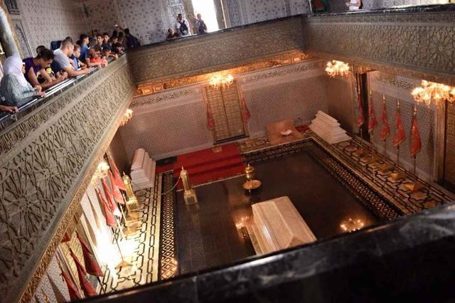 画像: ムハンマド5世霊廟