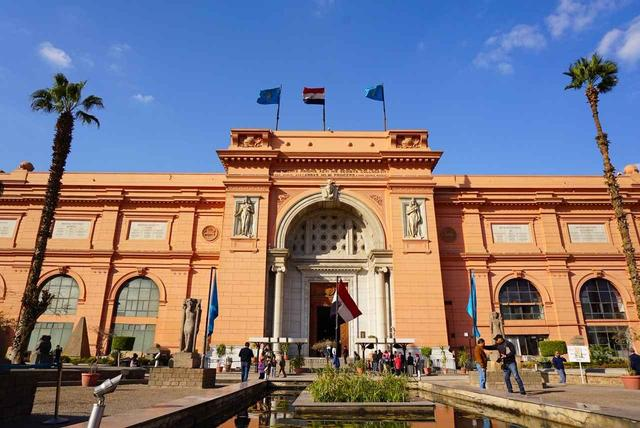 画像: エジプト考古学博物館