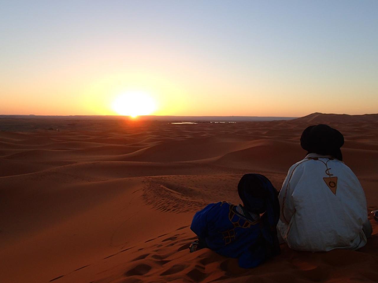 画像: 4日目 サハラ砂漠とトドラ渓谷