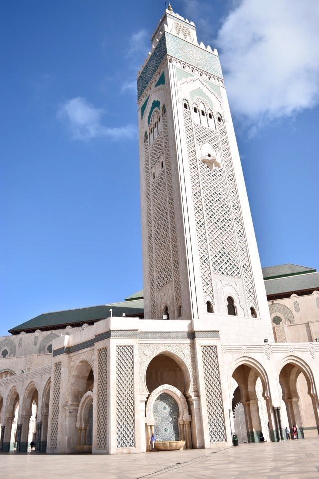 画像: ハッサン2世モスク