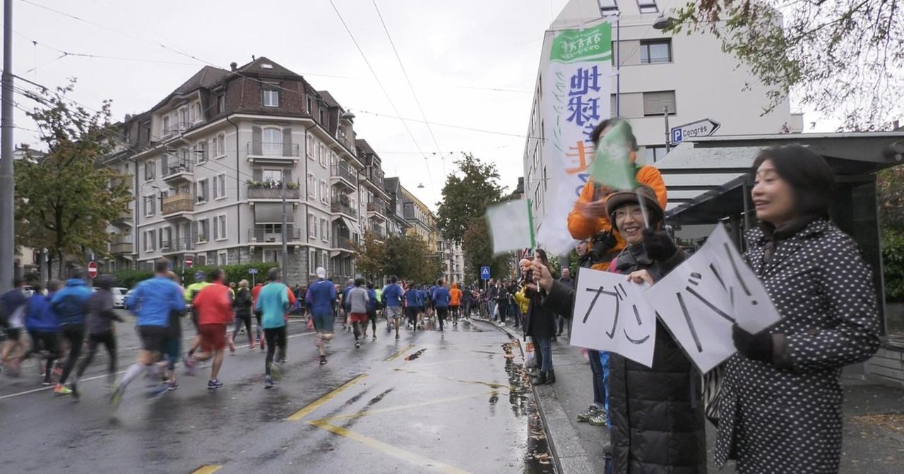 画像: 外国人参加者も多いローザンヌマラソン その魅力は?
