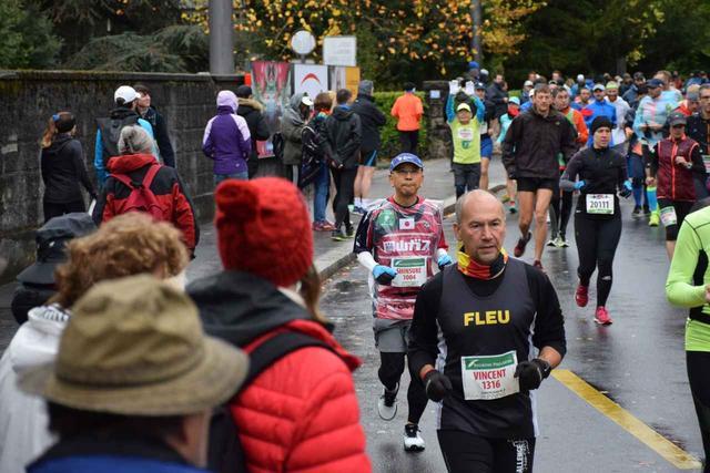 画像8: 【地球を走ろう!】黄葉美しい秋のレマン湖  スイス・ローザンヌマラソンツアー 大会レポート