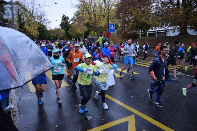 画像10: 【地球を走ろう!】黄葉美しい秋のレマン湖  スイス・ローザンヌマラソンツアー 大会レポート