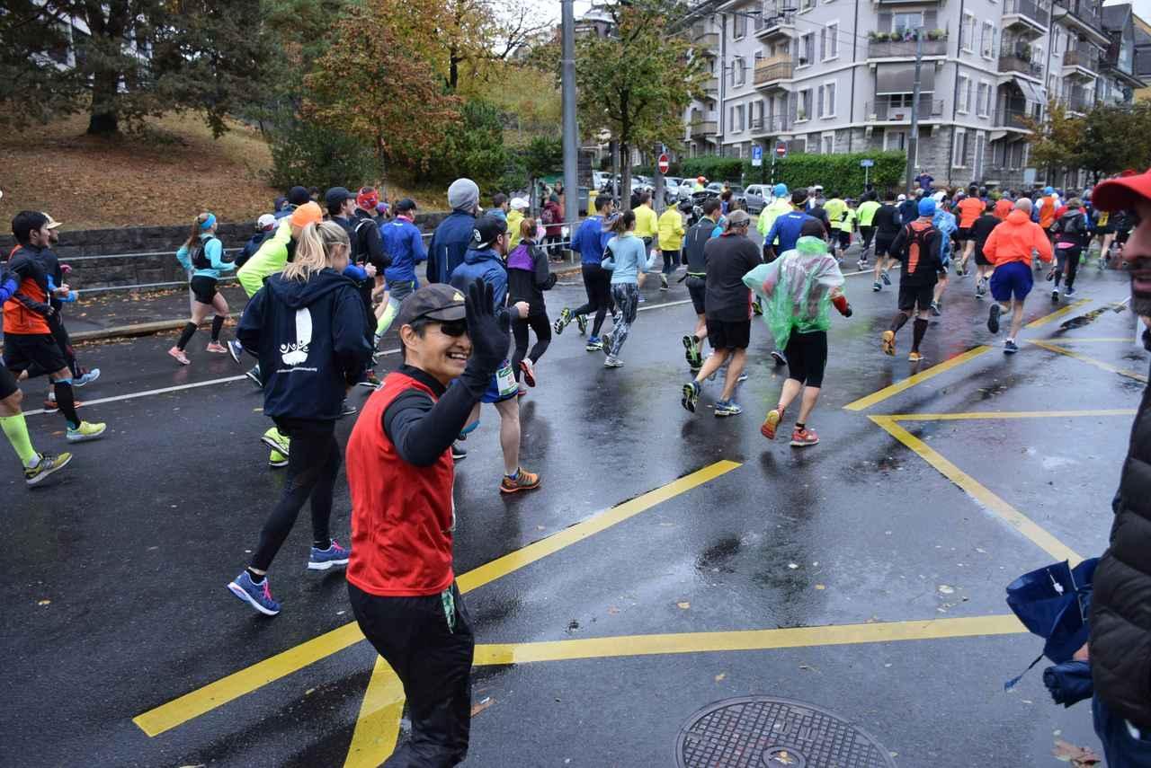 画像9: 【地球を走ろう!】黄葉美しい秋のレマン湖  スイス・ローザンヌマラソンツアー 大会レポート