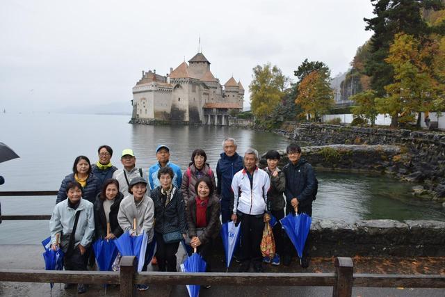 画像2: 【地球を走ろう!】黄葉美しい秋のレマン湖  スイス・ローザンヌマラソンツアー 大会レポート