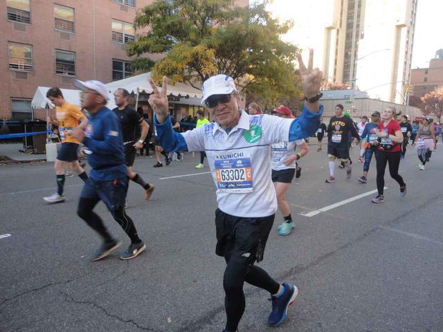 画像18: 2018年のニューヨークシティマラソンは11月4日(日)に開催となりました。 ツアーは50名様以上にご参加いただき、無事、全員完走!