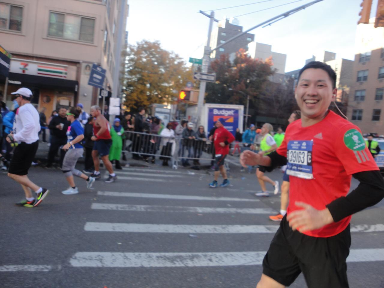 画像21: 2018年のニューヨークシティマラソンは11月4日(日)に開催となりました。 ツアーは50名様以上にご参加いただき、無事、全員完走!
