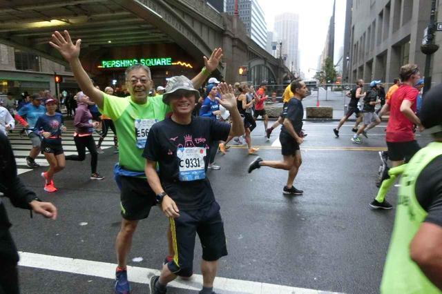 画像8: 2018年のニューヨークシティマラソンは11月4日(日)に開催となりました。 ツアーは50名様以上にご参加いただき、無事、全員完走!