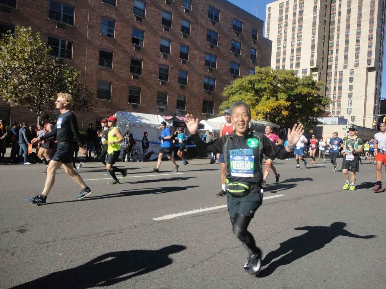 画像19: 2018年のニューヨークシティマラソンは11月4日(日)に開催となりました。 ツアーは50名様以上にご参加いただき、無事、全員完走!