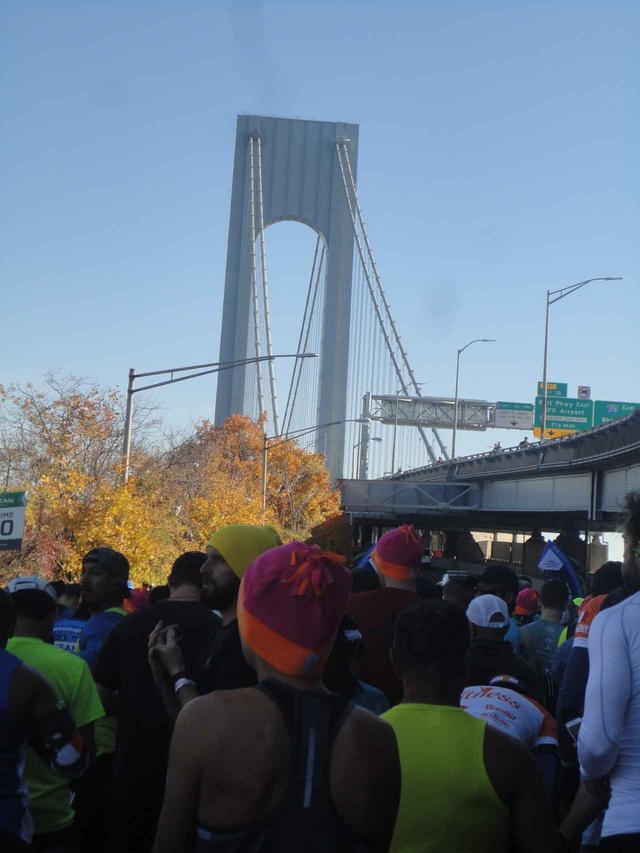 画像11: 2018年のニューヨークシティマラソンは11月4日(日)に開催となりました。 ツアーは50名様以上にご参加いただき、無事、全員完走!