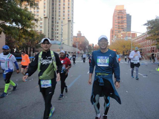 画像20: 2018年のニューヨークシティマラソンは11月4日(日)に開催となりました。 ツアーは50名様以上にご参加いただき、無事、全員完走!