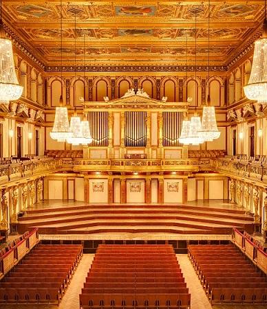 画像: 【音楽】山本直幸講師同行ベルリン・フィルとウィーン・フィルの競演とオペラ殿堂で最高の音楽体験 最初に訪れたい、何度でも訪れたい音楽の都 ベルリン・ウィーン7日間|クラブツーリズム