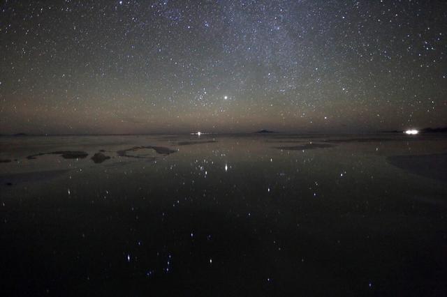 画像: 満天の星空(イメージ)