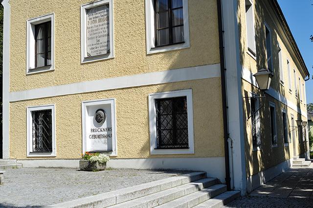 画像: アンスフェルデンのブルックナー生家
