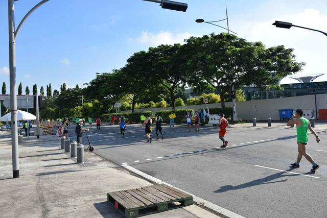 画像11: 【地球を走ろう!】マラソンコースリニューアル! 常夏の国 シンガポールマラソンレポート