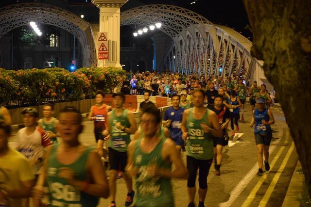 画像7: 【地球を走ろう!】マラソンコースリニューアル! 常夏の国 シンガポールマラソンレポート