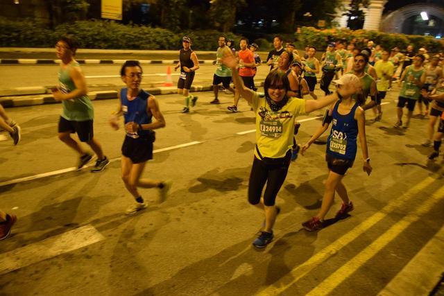 画像8: 【地球を走ろう!】マラソンコースリニューアル! 常夏の国 シンガポールマラソンレポート