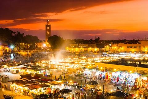 画像: 『ANAビジネスクラス利用(羽田~ロンドン間)ゆとりのモロッコ10日間』<プレミアムステージ・ゆったり旅>バス1台最大16名様限定/バスおひとり2席利用確約|クラブツーリズム