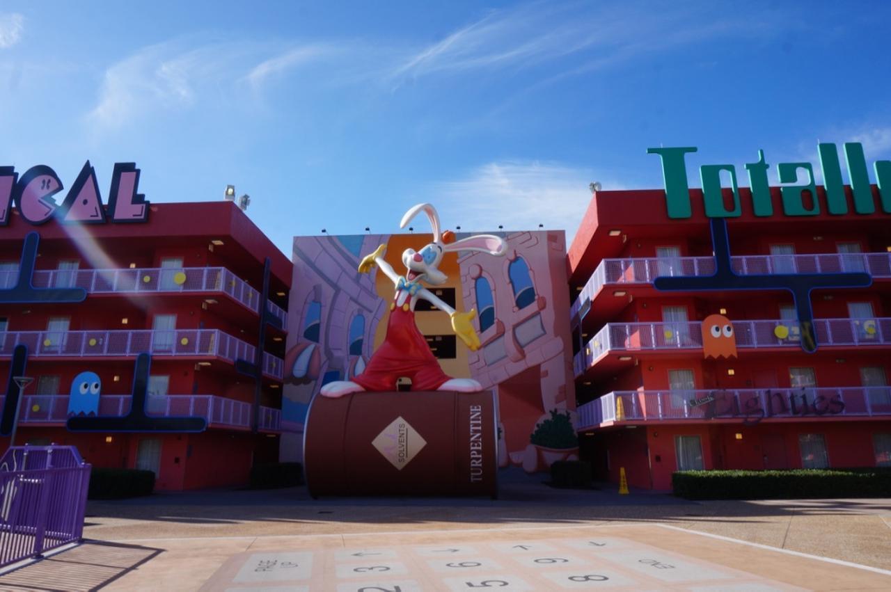 画像2: この大会の魅力はなんといってもディズニーワールドのパークを含む 広大な敷地内を走れるということ。