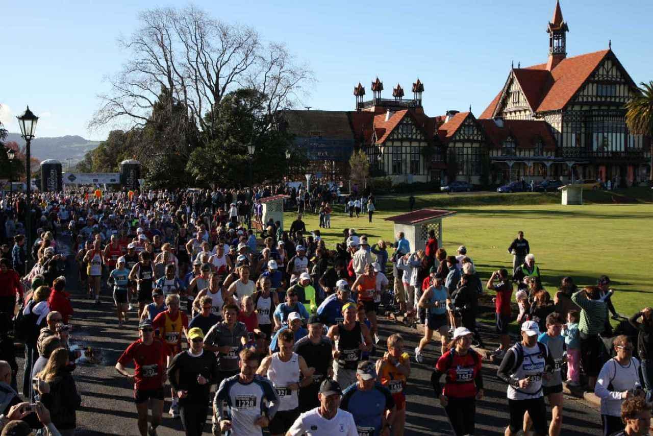 画像: 地球を走ろう!マラソンツアー・旅行 クラブツーリズム