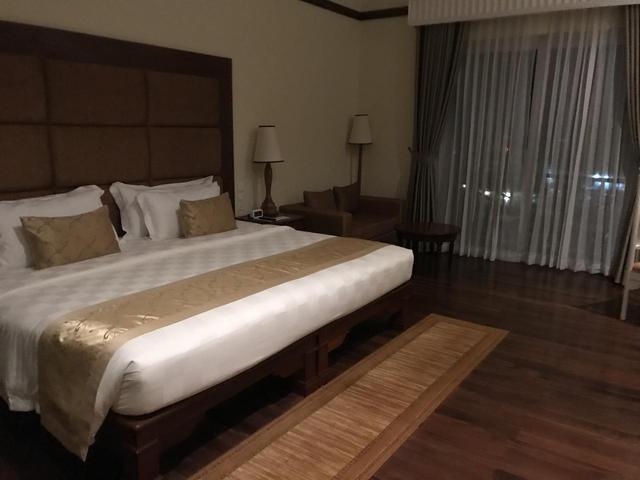 画像2: 今回も宿泊ホテルは5つ星のソカシェムリアップリゾートホテル