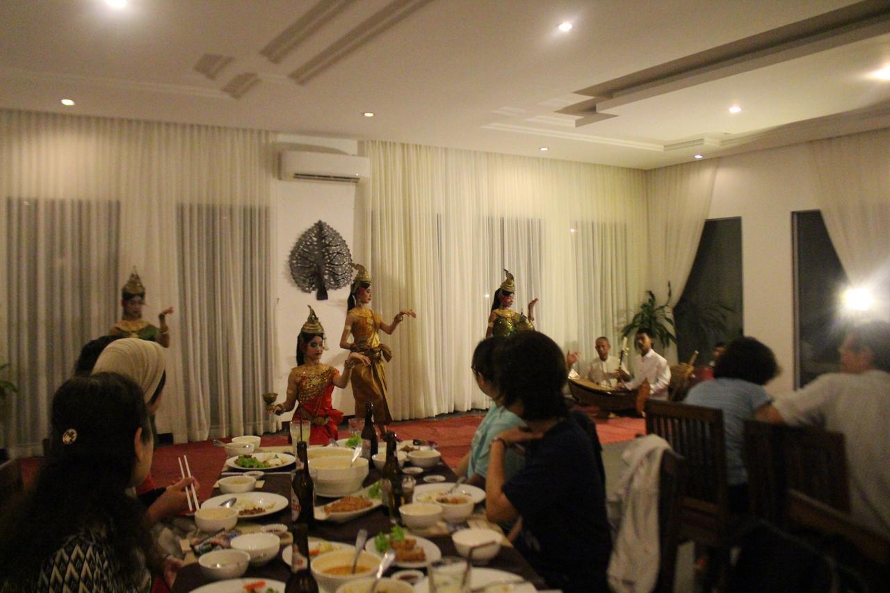 画像22: 今回も宿泊ホテルは5つ星のソカシェムリアップリゾートホテル