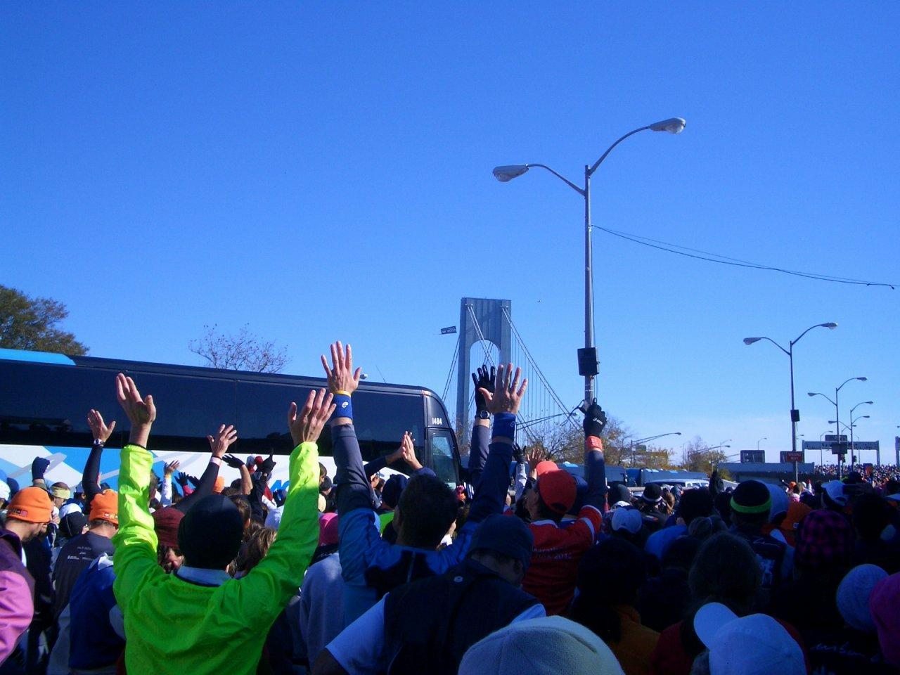 画像: 『催行保証!往復直行便 第50回記念ニューヨークシティマラソンツアー 10月31日出発Bプラン7日間』ゴール徒歩圏内ニューヨークヒルトン宿泊確約!大会登録早得|クラブツーリズム